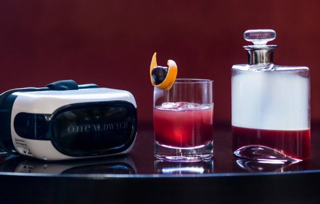 virtual reality cocktail